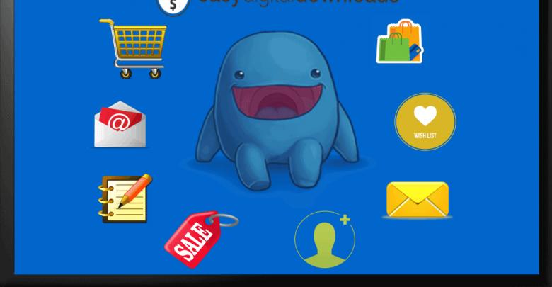 دانلود ۱۰۶ افزونه فروشگاه easy digital downloads