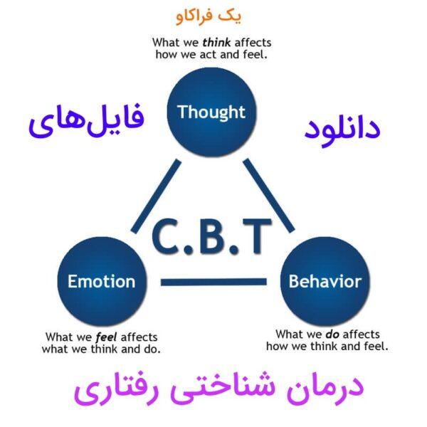 دوره پیشرفته آموزش درمان شناختی رفتاری CBT- جلسه دوم