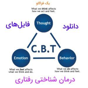 دانلود جلسه سوم دوره پیشرفته درمان شناختی رفتاری