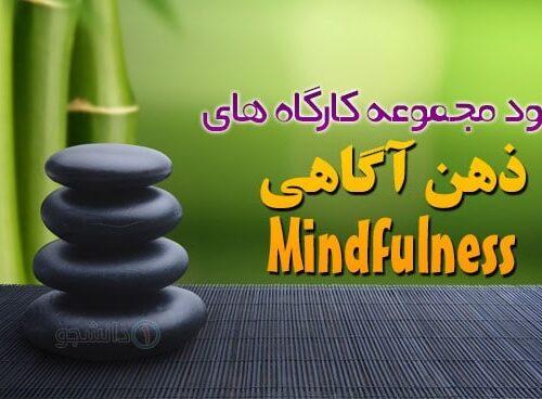 دانلود جلسات مایندفولنس - ( توجهآگاهی یا ذهنآگاهی )