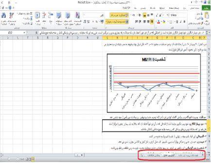 دانلود نرم افزار پرسشنامه MMPI 2 + به همراه تحلیل و تفسیر