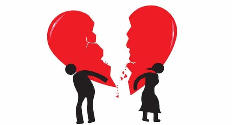 پرسشنامه طلاق عاطفی